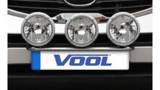 V5500 Ljusramp - Extraljushållare tillverkad i rostfritt stål