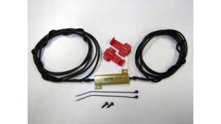 Resistor 21-50 watt för 12 volt