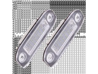 LED skyltlykta Volvo V50 V60 XC60 V70 S80 XC90 S60 XC70 S40
