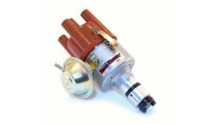 Flamethrower VW typ1 Vakum/Mekanisk Fördelare med Ignitor