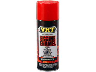 ENGINE ENAMEL BRIGHT RED (288°C)