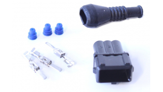Kontaktdon 3-poligt stiftdon Bosch JPT (hane)