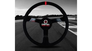 Driven 15″ NASCAR Steering Wheel