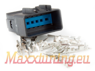 Kontaktdon 12-poligt stiftdon GT150 (Kabelhärva)