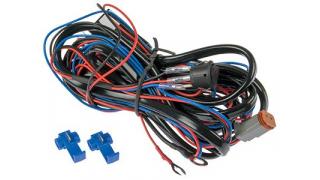 Kabelsats med HD-DT konatkt för 1 ljus