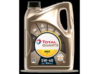 5L Motorolja Quartz Ineo C3 SAE 5W-40
