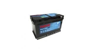 Tudor AGM 80Ah  315x175x190mm