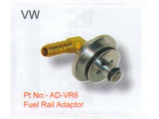 Fuel Rail Adapter Audi / VW