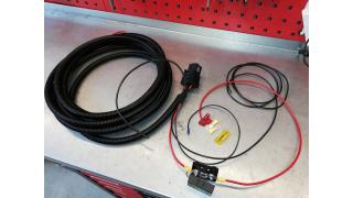 Reläsats för stora LED ramper 1,5m, 3m eller 5 Meter kabel