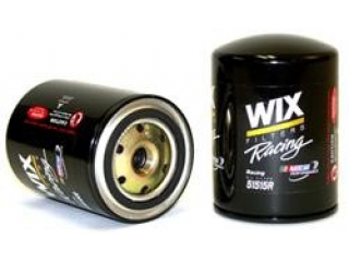 WIX Filters Racing Oil Filters 13/16-16 in utan bypassventil