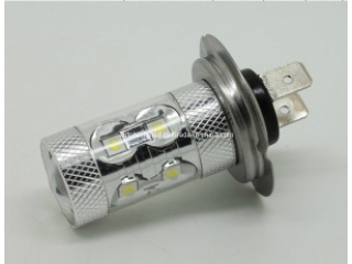 Diodlampa H7 30W för dimljus 2 Pack