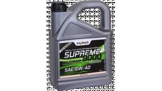#372 4L Supreme 9000 SAE 5W-40