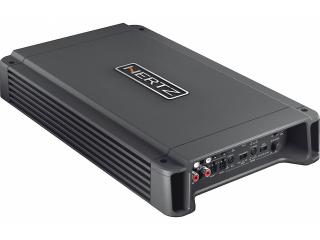 Hertz HCP 4-kanalsslutsteg 4x95W (RMS).