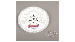 Summit Racing® Cam Degree Wheels