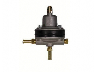 1:1,7 Progresiv regulator 0-5 Bar 8mm slanganslutning