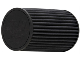 AEM Luftfilter Dryflow = utan filterolja. Stort 100mm Svarta