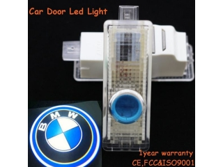 BMW Logo laser light