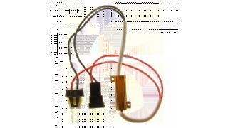 Effektmotstånd för HB3, HB4, H10, 9005, 9006 dimljus
