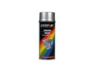 Motorblockfärg Aluminium MOTIP