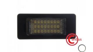 LED skyltlykta passande BMW. V.3 E90 E39 E46 E60 mfl