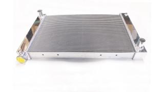 31x18,5x2,2tum Cheva aluminium Vattenkylare