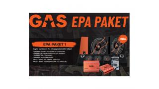 GAS EPA Paket 1