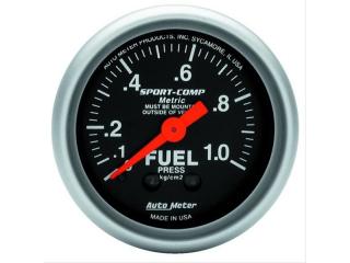 Sport Comp Bränsletryck mekanisk 0-1 kg/cm