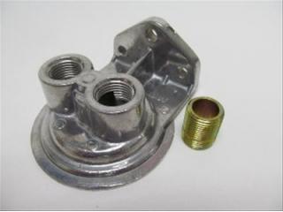 Perma-Cool Oljefilterhållare för 13/16-16 gängat filter. Ansl  uppåt