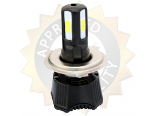 LED RIDER H4 (AC-DC) 40W Snöskoter Enduromm