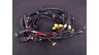 Kontakterad kabelhärva för GM LS GEN III/IV inkl MaxxECU RACE kit