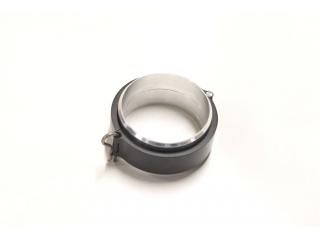 76mm V-Band för aluminiumrör / tryckrör