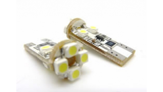 Diodlampa T10 8xSMD VIT Canbus 2 Pack