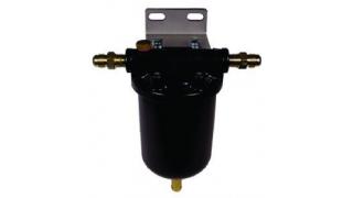 Bränsle catchtank 0,5L med filtrering