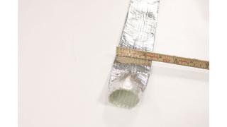 40mm 1M längd  Kabel / Slangskydd