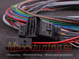MaxxECU V1/PRO kabelhärva 5m kontaktdon 1