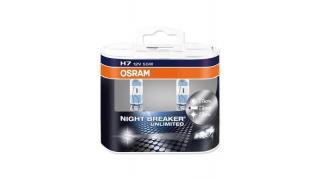 HB4 9006 51W Osram Night Breaker Unlimited 12V