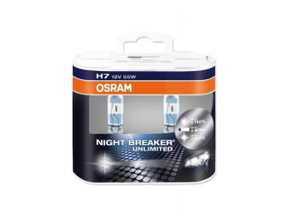 HB4 9006 51W Osram Night Breaker Unlimited 12V