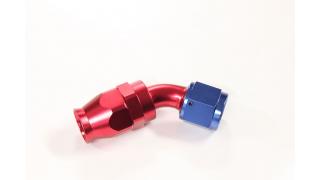 AN8 45gr för PTFE slang