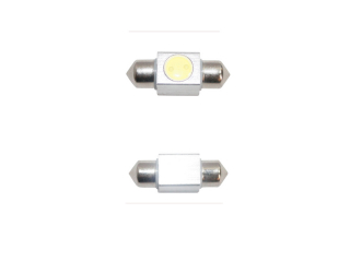 31mm Diodlampa Spollampor VIT 1W Power LED 2 Pack