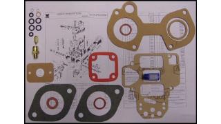 DCOE 45 service kit med nålventil 300