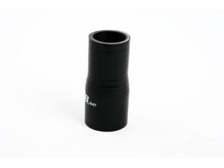 32mm - 35mm Reducer Längd 100mm SVART