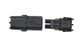 MSD 2 poliga kontakter