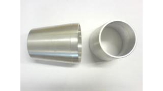 Aluminiumkona 60-76mm