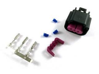 Kontaktstycke 3-poligt Flexfuel / Etanol sensor