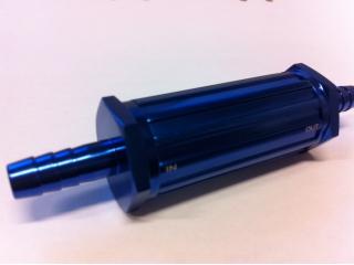 Bränslefilter 15mm Nipplar