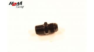 AN10-1/2NPT adapter Svart