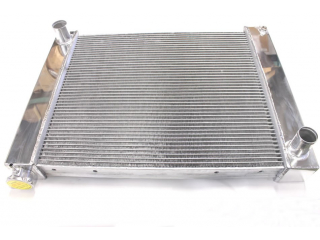 26x18,5x2,2tum Cheva aluminium Vattenkylare