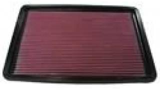 K&N Filter för montering i original luftburk