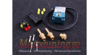 Magnetventil för elektronisk reglering av laddtryck 12v