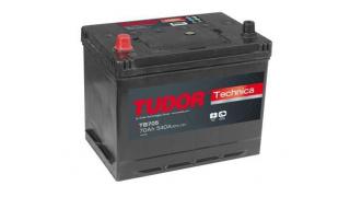 Tudor  Technica 70Ah  270x173x222mm